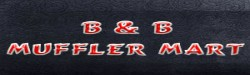 B & B Muffler Mart